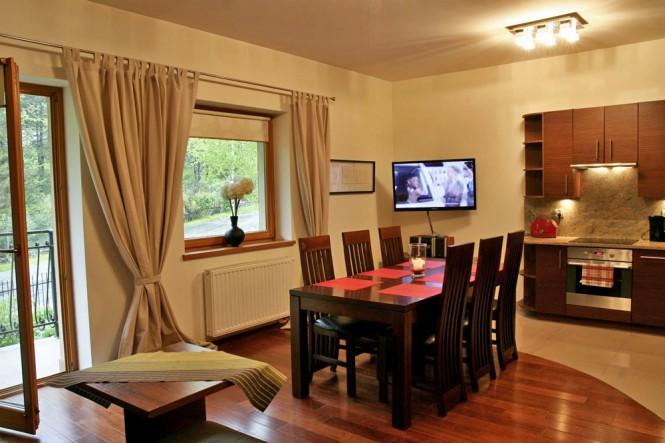 Zakopane - RegionTatry.pl - Apartament Czerwone Wierchy