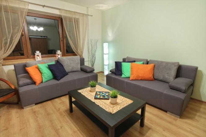 Zakopane - RegionTatry.pl - Apartament Willa Atmosfera I