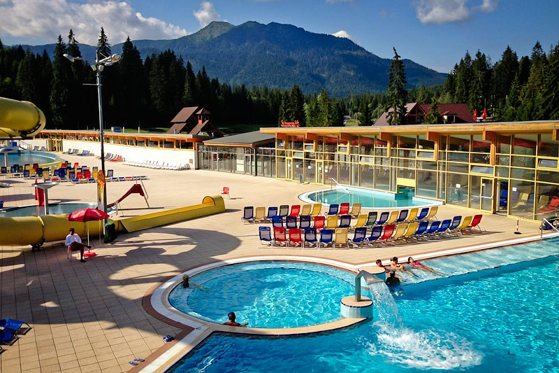 Zakopane - RegionTatry.pl - Aquapark Meander Oravice
