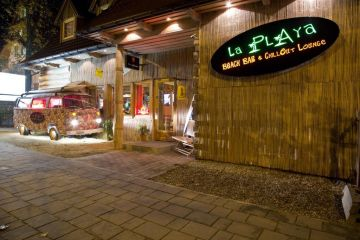 La Playa Beach Bar & ChillOut Lounge - rozrywka - pub | bar - Zakopane