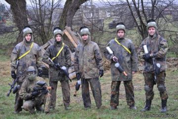 Paintball z Big-Game w Zakopane, Nowy Targ, Poronin - sport i rekreacja - paintball - Poronin
